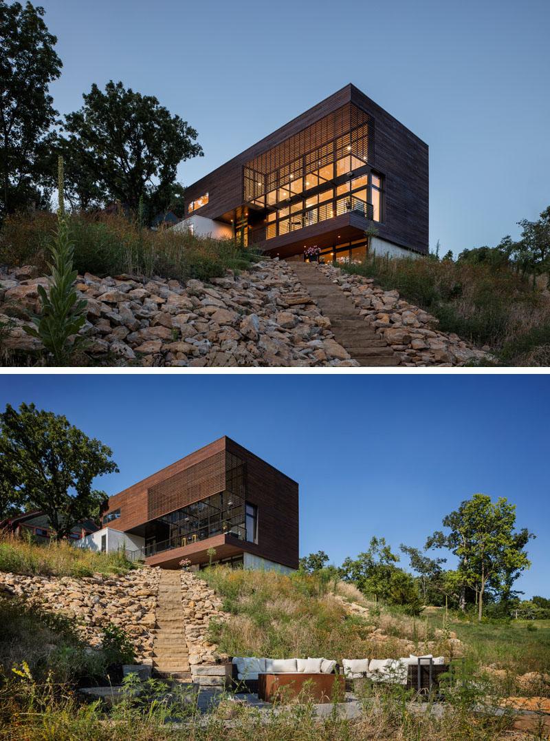 Residential Design Inspiration: Modern Homes in an Urban ...